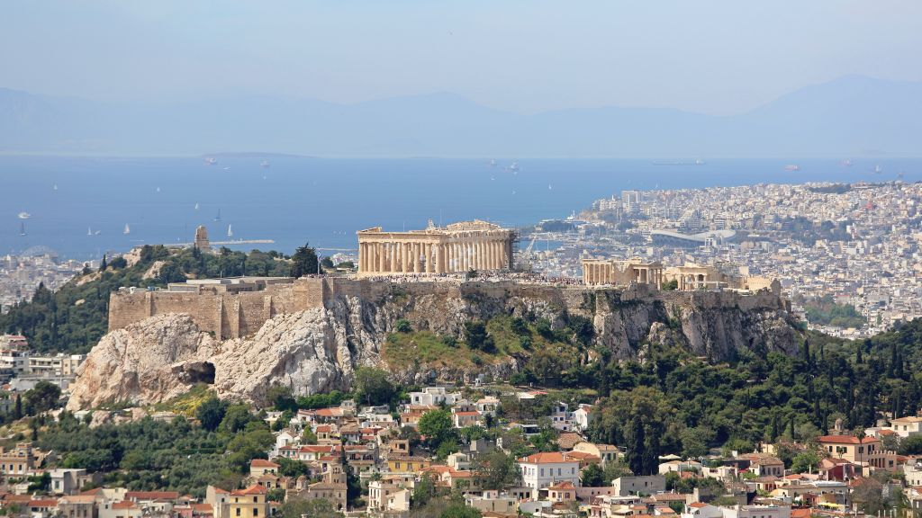 Athènes Photo