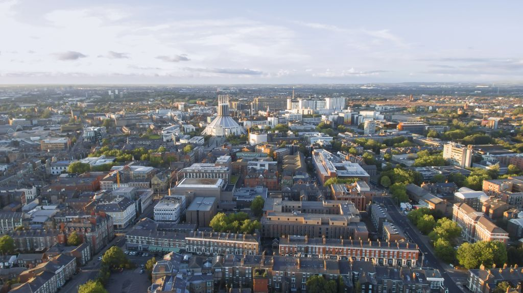 Apartments and houses to rent in Liverpool | Nestpick