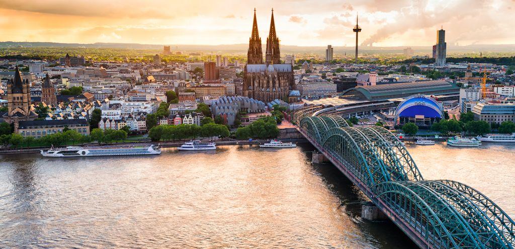 Cologne Photo