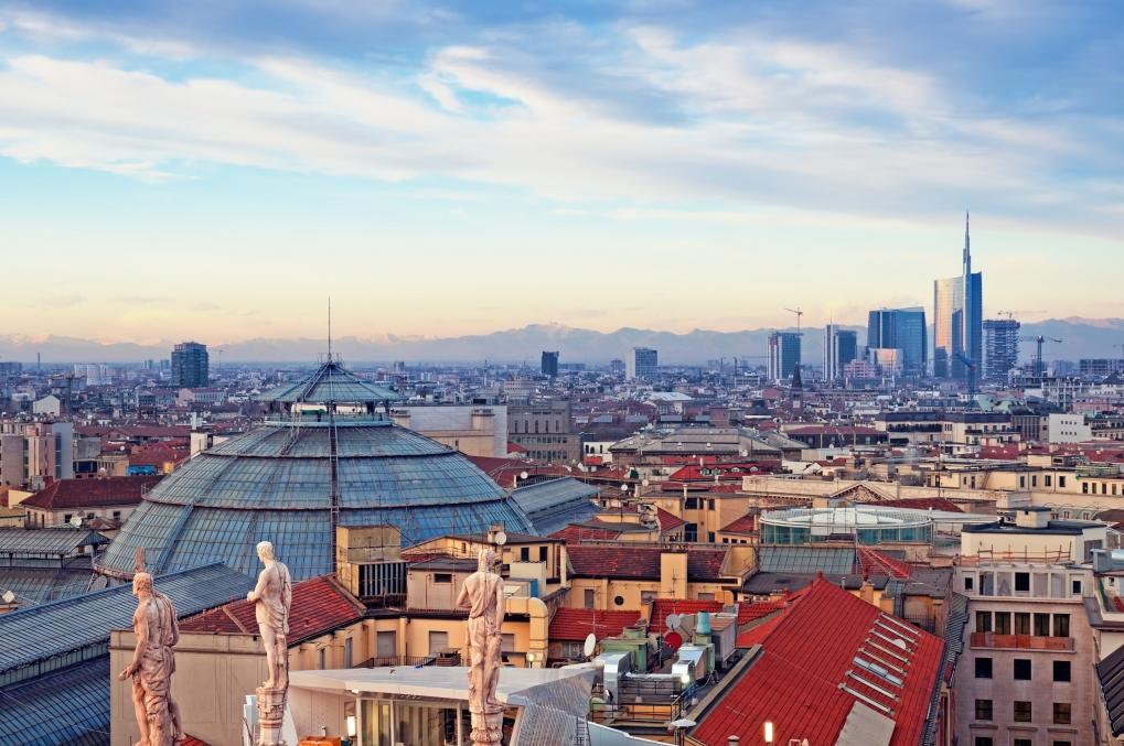 Милан Photo