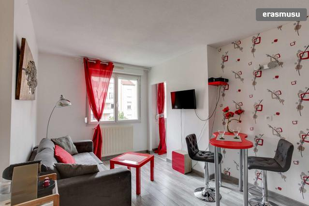 Apartments & Rooms For Rent In Lyon • Nestpick