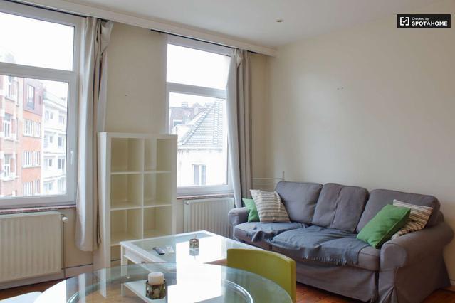 Wohnungen und Zimmer zur Miete in Brüssel • Nestpick