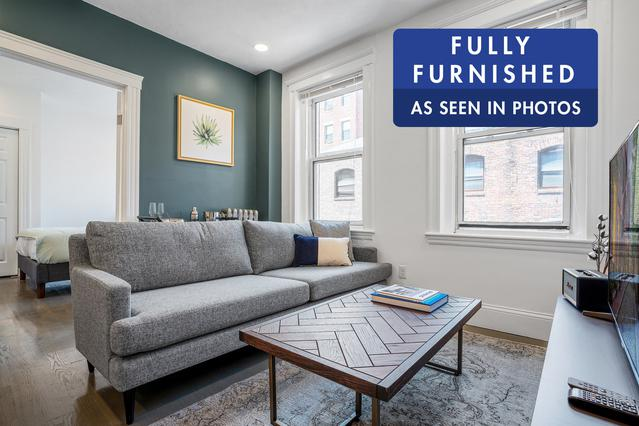 Furnished Apartments for Rent in Boston | Nestpick